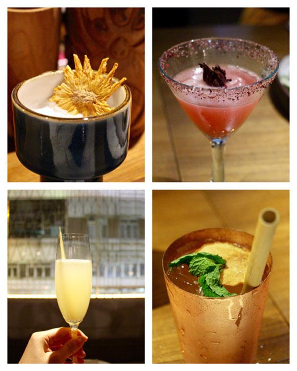 Potato Head Kaum Hong Kong bar cocktail
