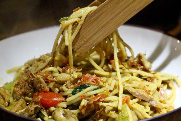 Potato Head Kaum Hong Kong noodles