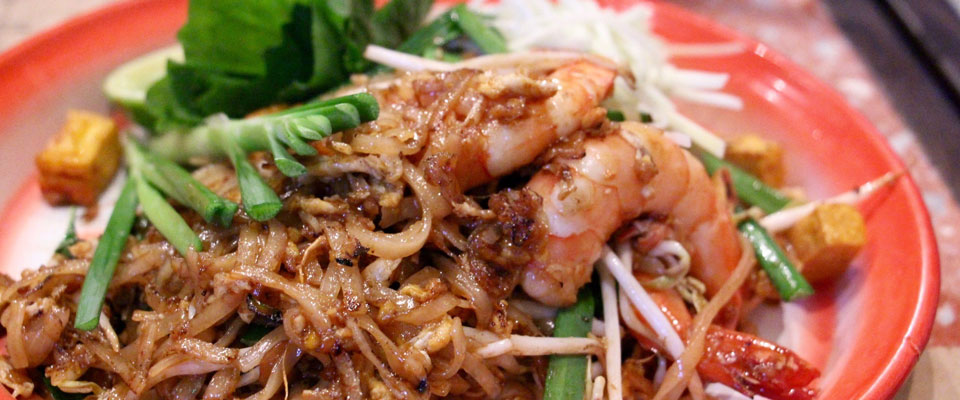 Samsen Hong Kong Thai food