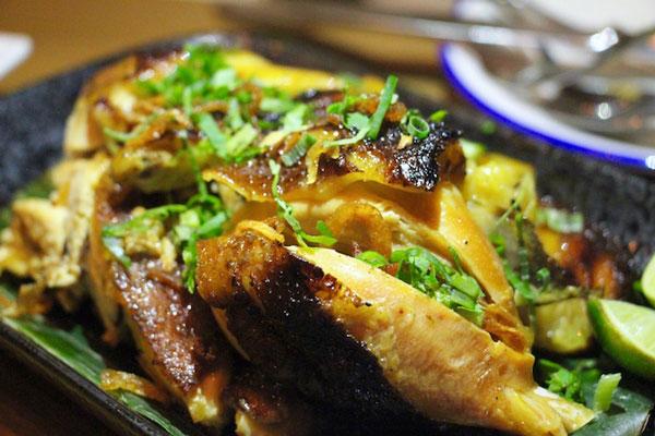 Soul Food Hong Kong smoked chicken