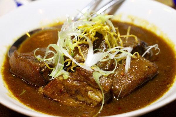 Soul Food Hong Kong pork belly