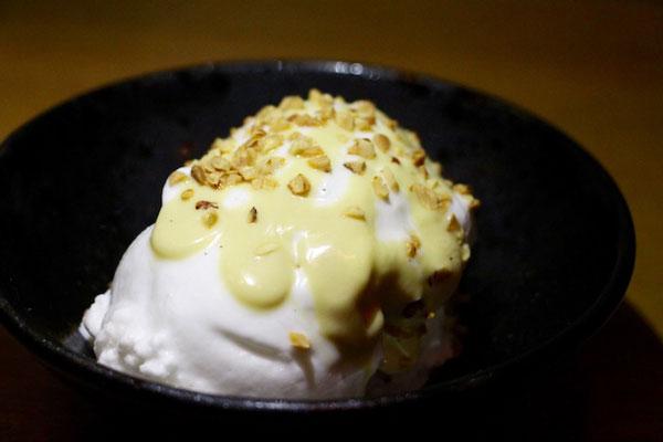 Soul Food Hong Kong coconut ice cream
