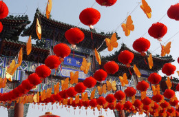 Chinese New Year Traditions with a Culinary Journey through China